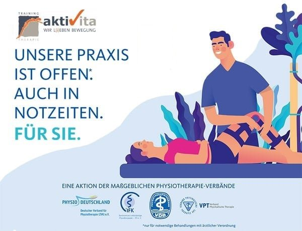 Physiotherapie-Notdienst