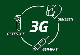 3G-Regelung im gesamten Aktivita!!